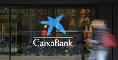 A merger of Bankia and CaixaBank would create Spain's biggest lender.