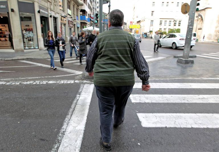 Experts warn of the health risks of being overweight.