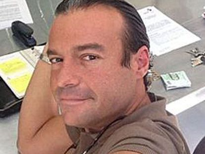 Businessman and fraud suspect José Luis Aneri Molina.