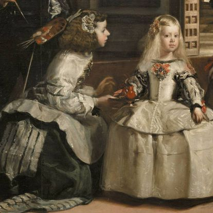 Las Meninas, one of the best-known works by Velázquez.