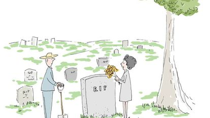 """""""His name was Ripiano, but we called him Rip."""""""