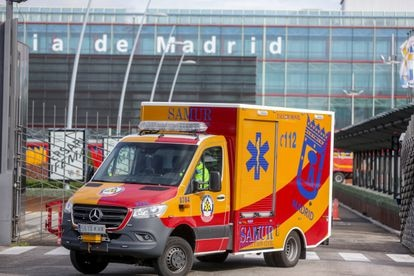 Madrid's Ifema convention center has been turned into Spain's largest field hospital.