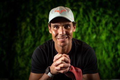 Rafael Nadal, during the Australian Open in February.