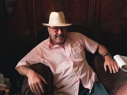 Journalist and writer Manuel Leguineche.