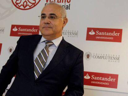 Supreme Court judge Pablo Llarena.