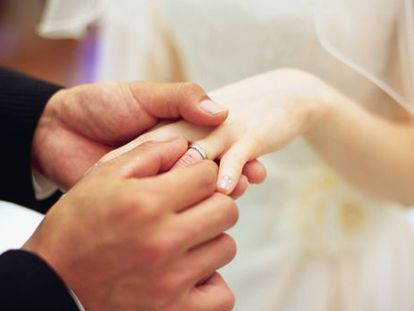 Marriages in which one or both partners are under 16 are no longer allowed in Spain.
