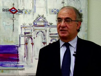 FAPAE president Pedro Pérez.