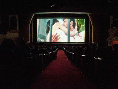 'REC 3 Génesis' premiered last week at Paris' Grand Rex cinema.