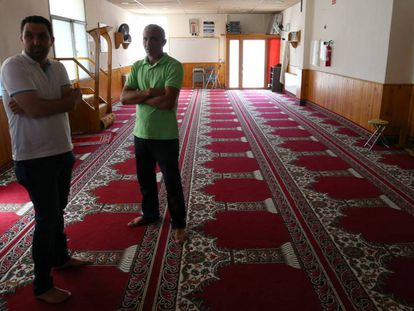 The mosque in Ripoll where Es Satty was imam.