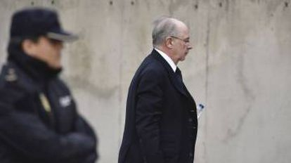 Bankia was once run by former IMF chief Rodrigo Rato, now under investigation on several fronts.