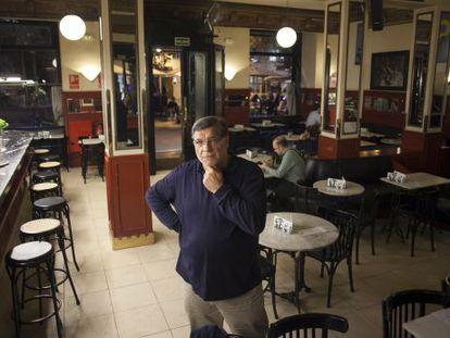 Café Central co-founder Gerardo Pérez.