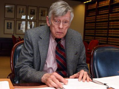 Judge Thomas Griesa in 2010.