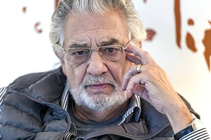 Spanish opera singer Plácido Domingo in 2019.