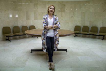 Ana Villagómez, Andalusia's new special anti-drug prosecutor.