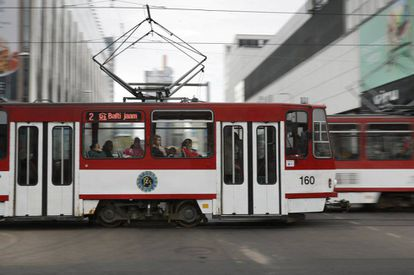 The government has also introduced electric trams and buses in the capital, where 430,000 of Estonia's 1.3 million citizens live.