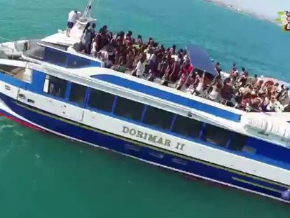 The promotional video for the Karibean Springbreak vacation.