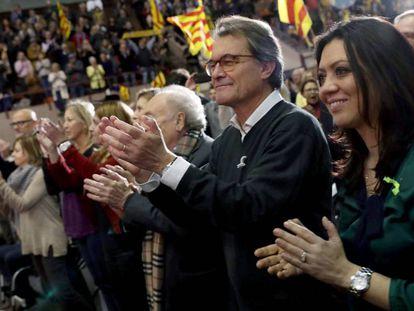 Former Catalan premier Artur Mas.