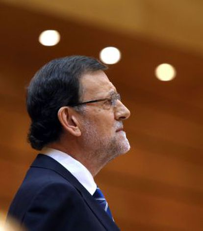 Prime Minister Mariano Rajoy has been under pressure from conservative circles to act even more aggressively against the Catalan independence bid.