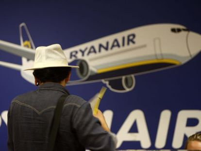 Ryanair passengers currently have to pay 40 euros to have their boarding pass reprinted at the airport.