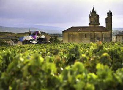 Southern Álava, in the Basque Country, is known as La Rioja alavesa, and its wines enjoy a good reputation abroad.