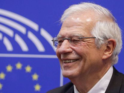 Acting Foreign Minister Josep Borrell in a file photo.