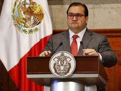 Javier Duarte in August 2015.