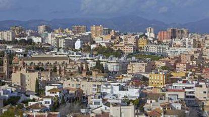 Palma, on the island of Mallorca.