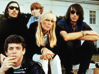 The Velvet Underground in the late 1960s.