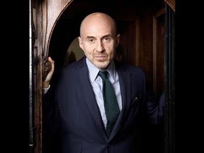 Argentinean film producer Fernando Sulichin.