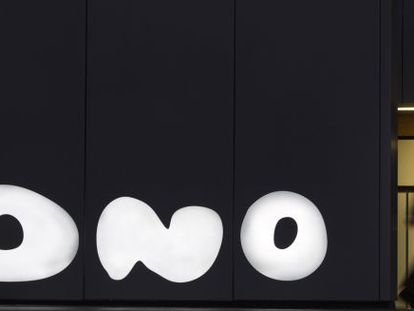 Ono headquarters in Madrid.
