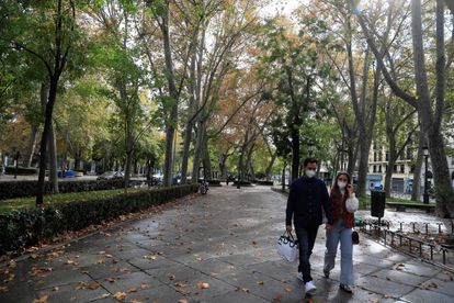 Madrid authorities have announced new restrictions in several municipalities.