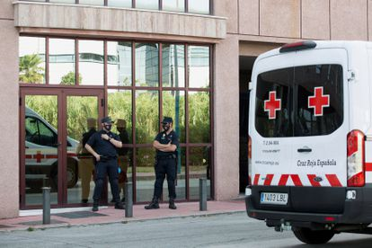 A coronavirus outbreak has been detected at the Red Cross center in Málaga.
