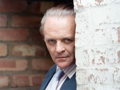 Actor Anthony Hopkins pictured in 1991.