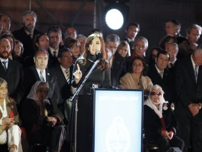 President Cristina Fernández has yet to trigger the reform that would allow her to run for a third term.