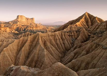 The Bardenas Reales in Navarre become part of Dothraki Sea in the series.