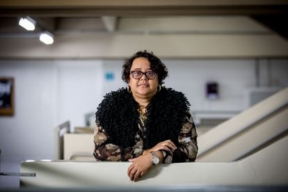 Marcia Bonifacio, who leads a team that helps schools detect cases of sexual abuse.