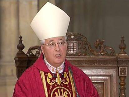 Archbishop of Alcalá de Henares Antonio Reig Pla.