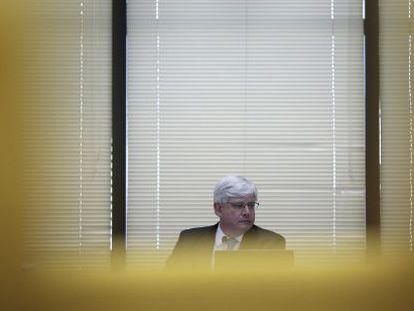 Brazil's Attorney General Rodrigo Janot.