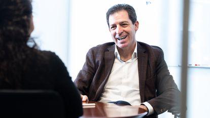 Juan Andrés from the biotech firm Moderna Therapeutics.