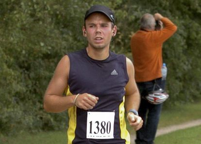 The co-pilot from the Germanwings plane, Andreas Lubitz.