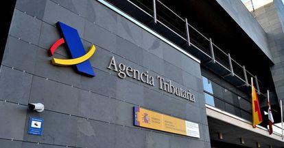 A Tax Agency office in Spain.