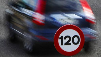 The 120km/h maximum speed limit may be raised to 130km/h.