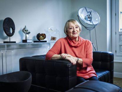 Yvonne Blake, president of the Spanish Film Academy.