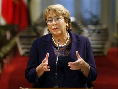 Michelle Bachelet is undertaking ambitious reforms during her second term in office.