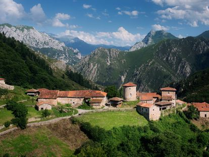 The 10 most beautiful villages of Asturias, according to EL PAÍS readers