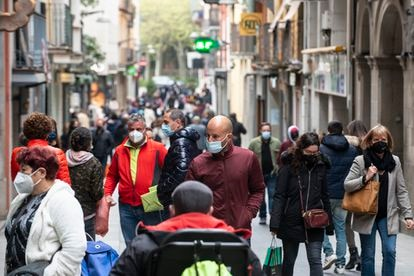 Spain's registered population declined last year and is expected to keep dropping in 2021.