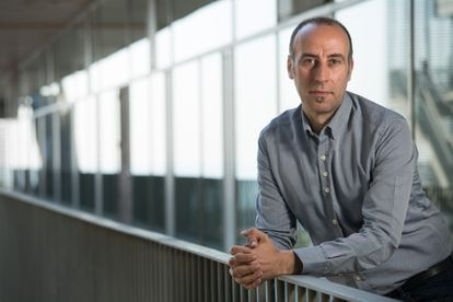 Researcher David Comas.