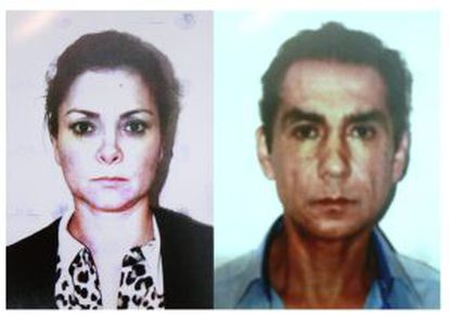 José Luis Abarca and his wife María de los Ángeles Pineda were arrested this week in Mexico City after a month on the run.