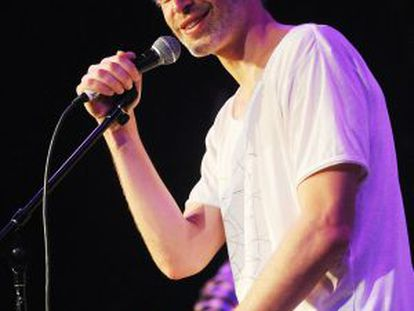 Matisyahu in New York in March.