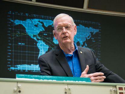 Former NASA flight director Glynn Lunney in July 2015.